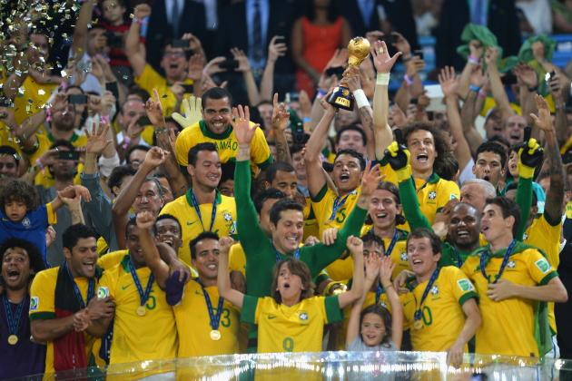 World Cup 2014: National Sides the Power Teams Fear