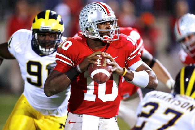 No. 1 Ohio State vs. No. 2 Michigan: Remembering the Classic 2006 Game