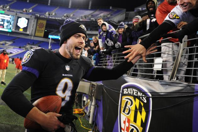 Justin Tucker Extends Streak to 27 Straight Field Goals
