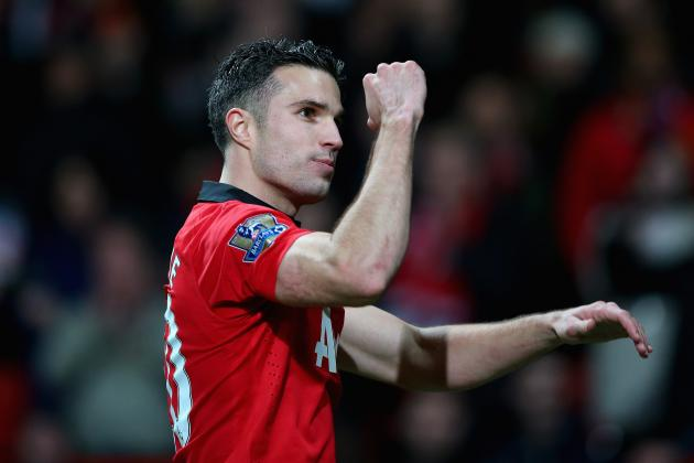 Robin van Persie Must Return Soon to Keep Manchester United in Title Chase