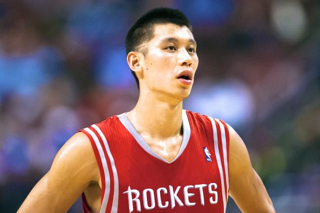 Jeremy Lin Injury: Updates on Rockets Star's Knee, Likely Return Date