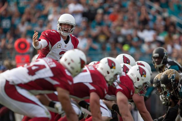 Quarterback Carson Palmer Has Given the Cardinals the Opportunity to 'Win Now'