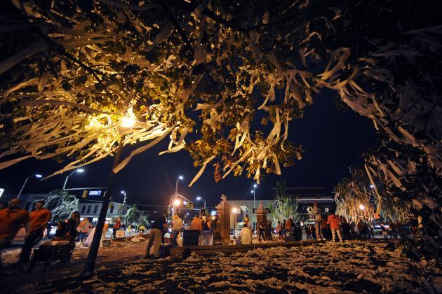 Harvey Updyke Wishes He Could Kill Toomer's Corner Trees Again