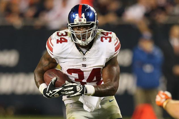 Brandon Jacobs Injury: Updates on Giants Star's Knee, Likely Return Date