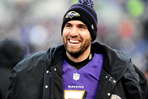 Why Joe Flacco and the Baltimore Ravens Don't Care What Critics Have to Say