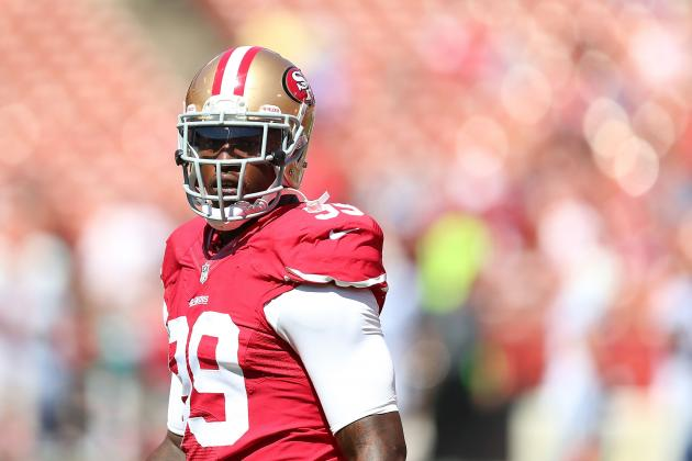 Aldon Smith Not Fined for Knee to RGIII's Groin