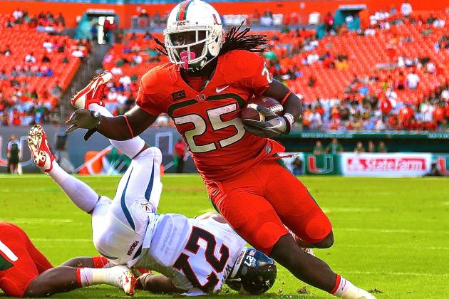 Miami vs. Pitt: Live Score and Highlights