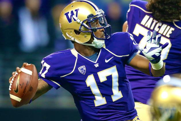 Washington State vs. Washington: Live Score and Highlights