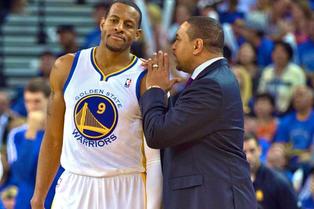 George Karl Calls Andre Iguodala Mark Jackson's 'Mole' During 2013 NBA Playoffs