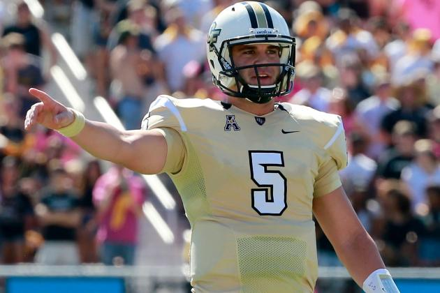 UCF Knights vs. USF Bulls Live Blog: Play-by-Play Analysis, Reaction