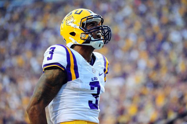 Odell Beckham Jr. Injury: Updates on LSU WR's Hip, Likely Return Date
