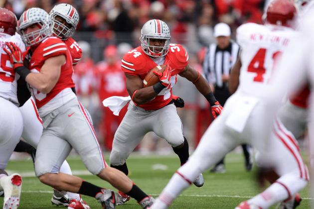 Ohio State vs. Michigan: Top NFL Draft Prospects to Watch in Big Ten Rivalry