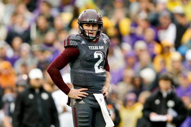 Texas A&M vs Missouri: Top NFL Draft Prospects to Watch in SEC Clash