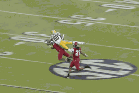 LSU WR Jarvis Landry Makes Spectacular Catch in Traffic as Tigers Beat Arkansas