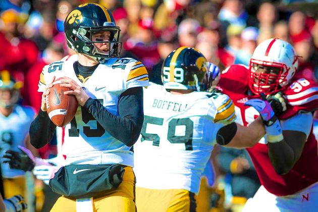 Did Iowa Ignite an Otherwise Dormant Rivalry by Dominating Nebraska?