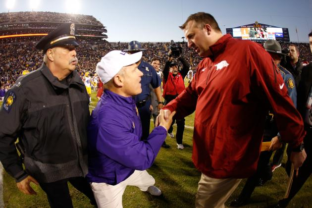 Arkansas vs. LSU: Great Win for Tigers, but It Never Should Have Been That Close
