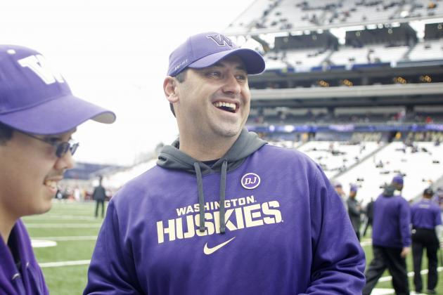 8-Plus Win Season Proof Positive Washington Is Getting Closer to Pac-12 Elite