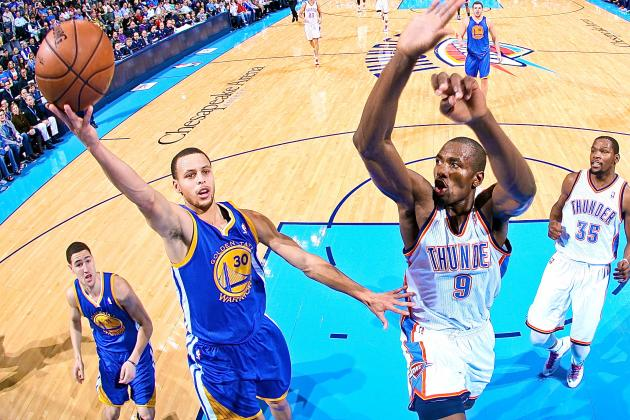 Golden State Warriors vs. Oklahoma City Thunder: Live Score and Analysis