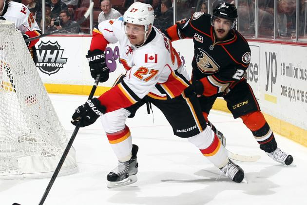 Flames Continue String of Futility in Anaheim