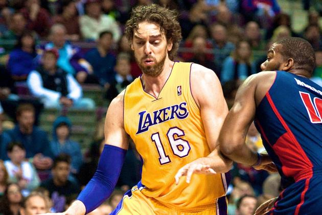 Los Angeles Lakers vs. Detroit Pistons: Live Score and Analysis