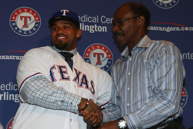 Fielder Ready for Next Chapter in Texas
