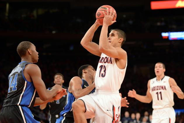 Duke vs. Arizona: Score, Grades and Analysis from NIT Season Tip-Off Final