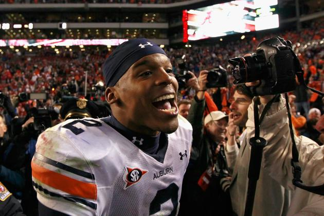 Alabama vs Auburn: Oral History of Cam Newton's Comeback in 2010 Iron Bowl