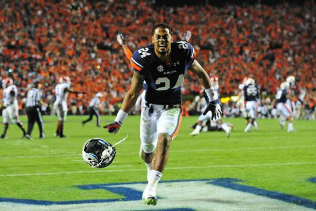 Alabama vs. Auburn 2013: Why Winner Should Have Inside Track to BCS Title Game