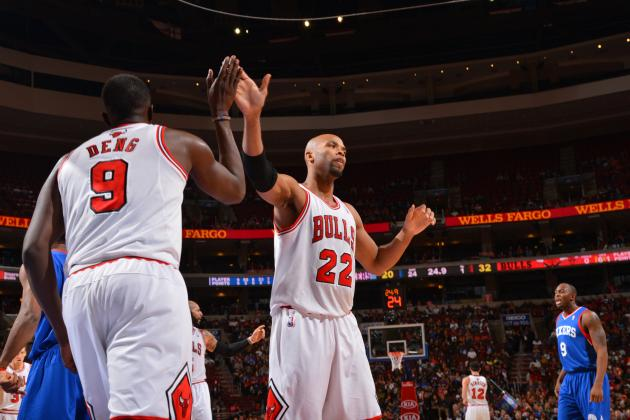 Is Taj Gibson Ready to Be a Starter for Chicago Bulls?