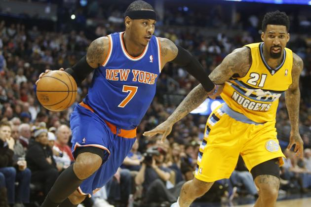 New York Knicks vs. Denver Nuggets: Grading New York's Performance
