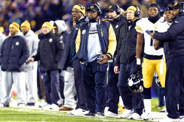 Updates on Mike Tomlin and Steelers' Potential Punishment for Sideline Blunder