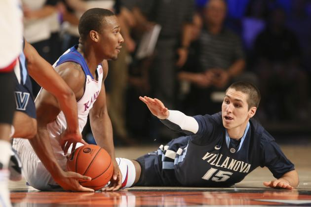Villanova vs. Kansas: Score and Analysis for Wildcats' Upset Win