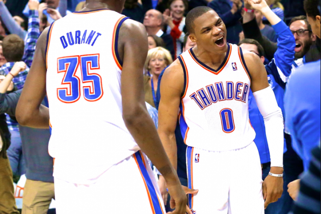Russell Westbrook Exacts Cold-Blooded Revenge on Golden State Warriors