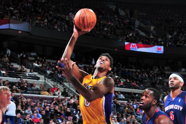 Nick Young After Clutch Charge: 'I'm the Defensive Player of the Year Now'