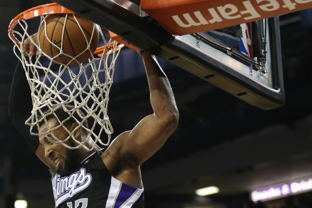 Dunk of the Night from Friday's NBA Action