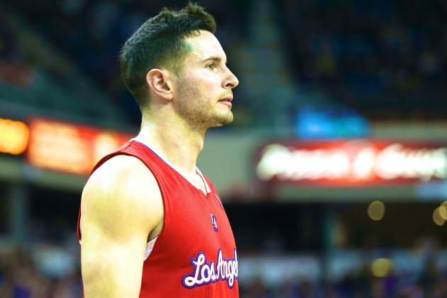 J.J. Redick Injury: Updates on Clippers Guard's Wrist, Likely Return Date