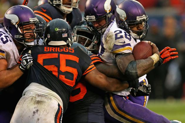 Vikings vs. Bears: Behind Enemy Lines with Featured Columnist Andrew Dannehy