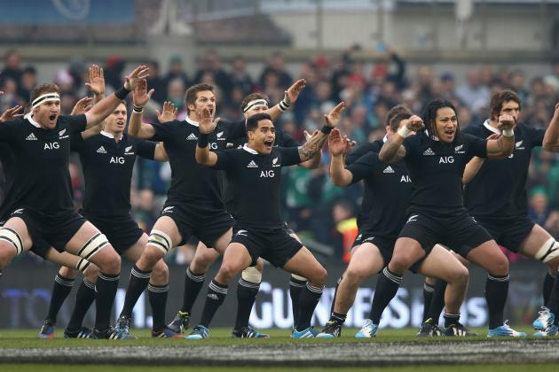 Are the Current All Blacks New Zealand's Greatest-Ever Team?