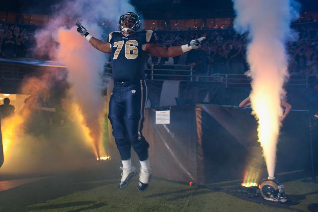 Rodger Saffold's Difficult Journey Is Starting to Come Full Circle