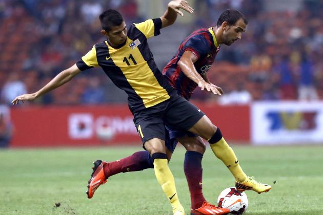 Montoya Future in Doubt but Barcelona Deny They Have Met Liverpool