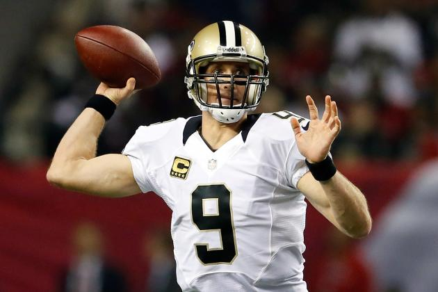 How Drew Brees, Saints Offense Can Shred Seahawks' Vaunted Secondary