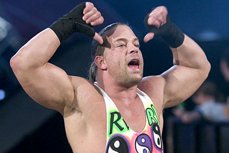 Rob Van Dam Returns to WWE Programming During Monday Night Raw