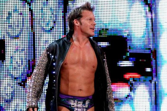 Chris Jericho Returns to WWE Programming During Monday Night Raw
