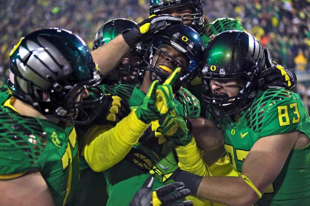 Did Oregon WR Josh Huff Single-Handedly Save Mark Helfrich from the Hot Seat?