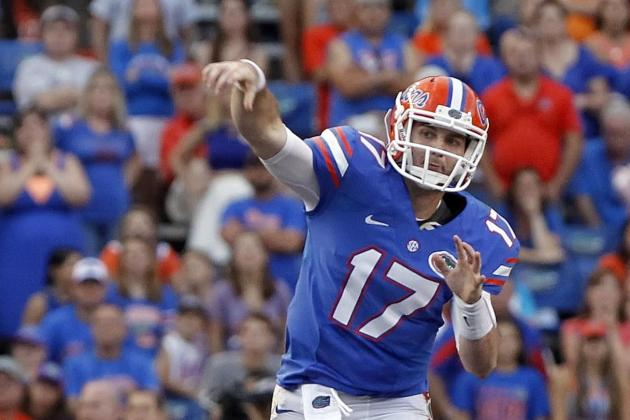 Mornhinweg Officially Starting at QB Today vs. FSU