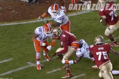 Video: Here Is Florida's Hype Video For The Florida State Game