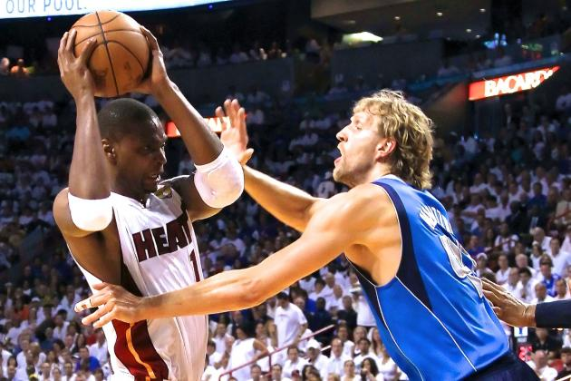 Dallas Mavericks Would Be Smart to Pair Chris Bosh with Dirk Nowitzki in 2014