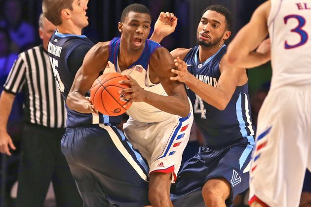 Andrew Wiggins Must Be More Assertive to Help Kansas Bounce Back from Upset Loss