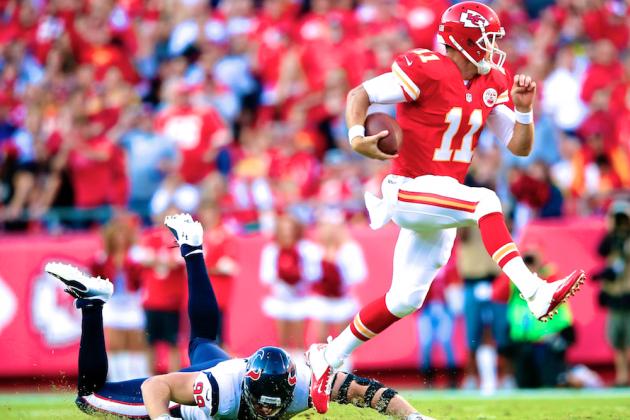 Kansas City Chiefs Have No Margin for Error Against Broncos