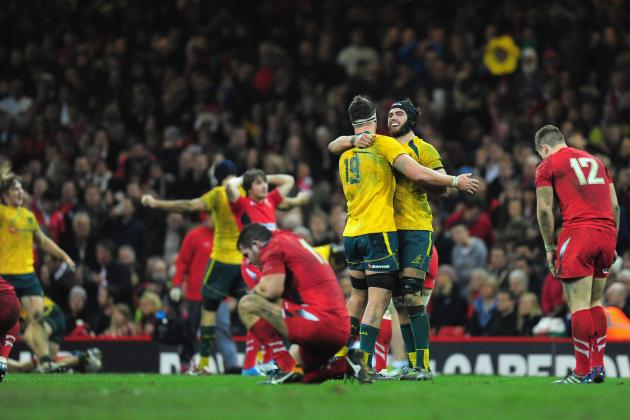 Wales vs. Australia: Score, Recap and More from 2013 Autumn International